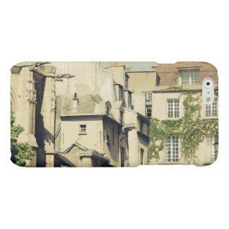 Le Marais in Paris, France, Idyllic Architecture iPhone 6 Plus Case