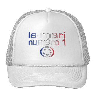Le Mari Numéro 1 - Number 1 Husband in French Cap