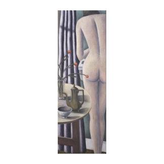 Le Matin 2000 Canvas Print