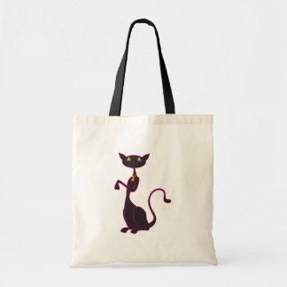 Le Meow Noir Bags