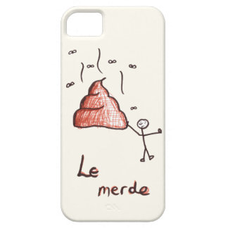 Le Merde iPhone 5 Covers