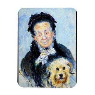 Le Mere Paul  Claude Monet Magnet