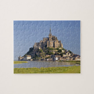 Le Mont Saint Michel in the region of Jigsaw Puzzle