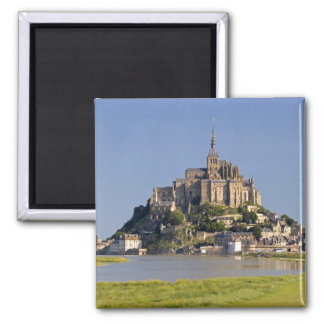 Le Mont Saint Michel in the region of Magnets