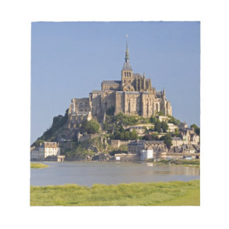 Le Mont Saint Michel in the region of Notepad