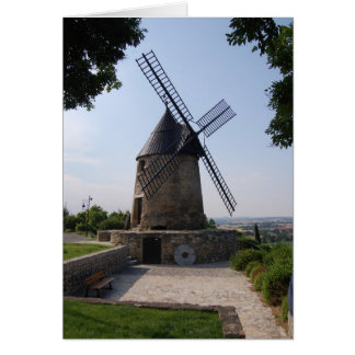 Le Moulin de Cugarel, Castelnaudary Card