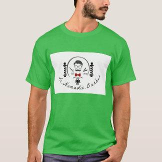 @Le.Nomadic.Barber Tshirt With White Backdrop