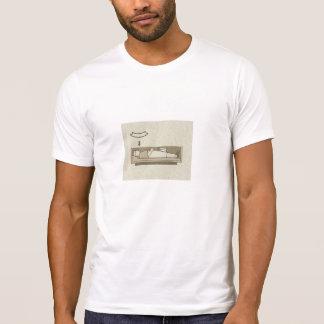 le pape est mort T-Shirt
