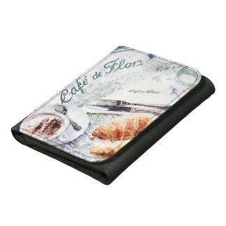 Le Petit Dejeuner Leather Wallets