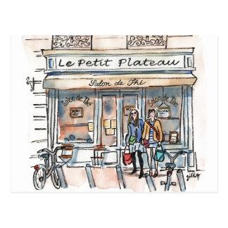 LE PETIT PLATEAU Paris Postcard