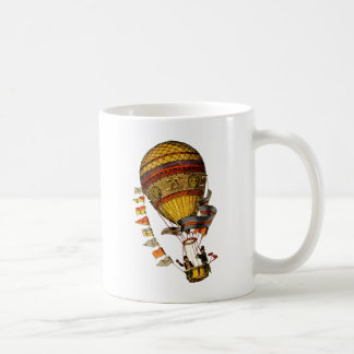 Le Pilote Hot Air Balloon Coffee Mug