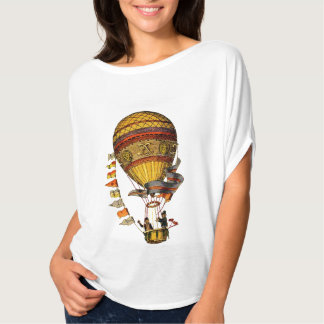 Le Pilote Hot Air Balloon T-Shirt