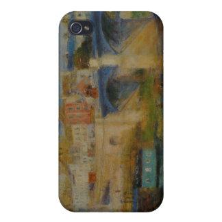 Le Pont de Chatou - Pierre-Auguste Renoir 1875 iPhone 4/4S Cover