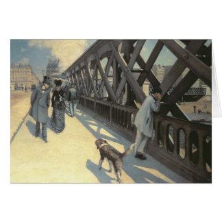 Le Pont de L'Europe, 1876 Card