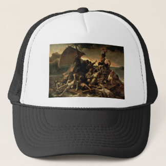 Le radeau de la méduse trucker hat
