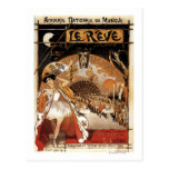 Le Reve Ballet Performance Opera House Postcard