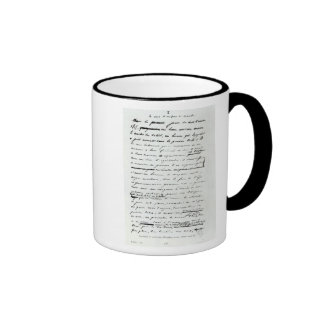 Le Soir d'un Jour de Marche' Mug