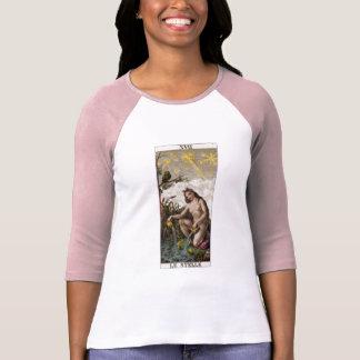 Le Stelle 3/4 Sleeve Raglan T-Shirt