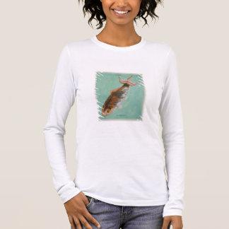 Le Superbe, engraved by Francois Nicholas Martinet Long Sleeve T-Shirt