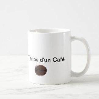 Le Temps d un Café Mug