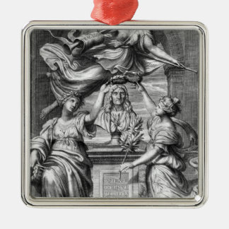 'Le Theatre de P. Corneille Christmas Ornament
