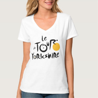 Le Tour de Yorkshire Women's T-Shirt