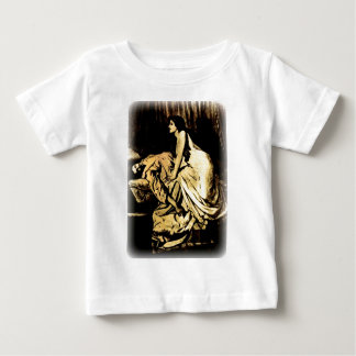 Le Vampire by Burne-Jones 1897 (Boost) Baby T-Shirt