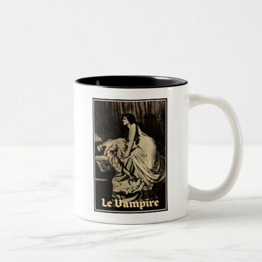 Le Vampire by Burne-Jones 1897 Mug