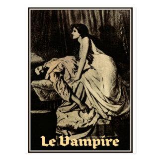 Le Vampire by Burne-Jones 1897 Postcard