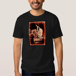 Le Vampire by Burne-Jones 1897 (RED) Tee Shirts