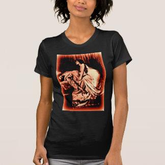 Le Vampire by Burne-Jones 1897 (RED) T-shirt