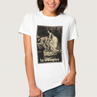 Le Vampire by Burne-Jones 1897 T Shirts