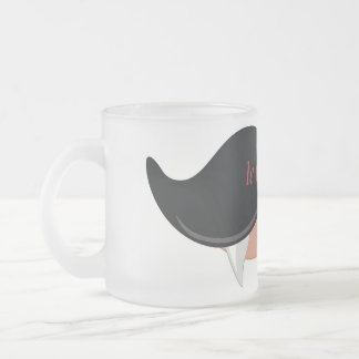 Le Vampire Moustache Mug