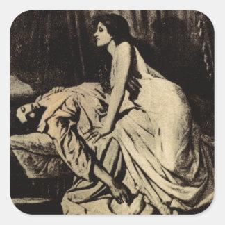 le Vampire Sticker