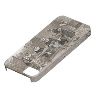 Le Vin Nouveau 1894 Case For iPhone 5/5S