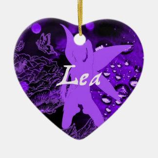 Lea Xmas Ornament
