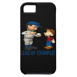 Lead By Example iPhone 5 Case