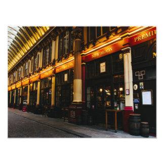 Leadenhall Market in London, United Kingdom Photo