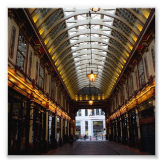 Leadenhall Market London Art Photo