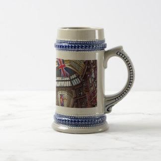 Leadenhall Market London Mugs