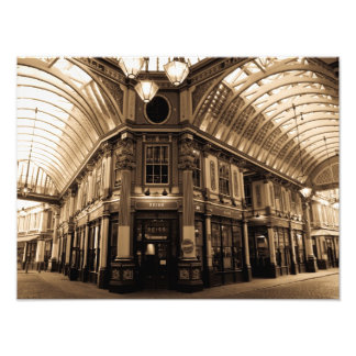 Leadenhall Market London Photo