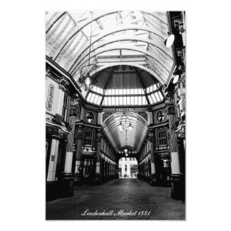 Leadenhall Market London Photo Art