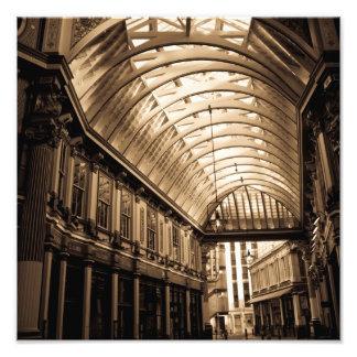 Leadenhall Market London Photographic Print