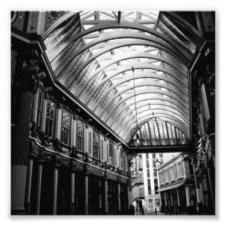 Leadenhall Market London Photo Print