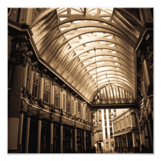 Leadenhall Market London Photographic Print