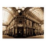 Leadenhall Market London Post Cards