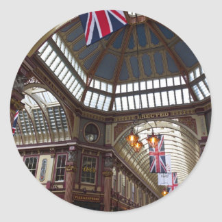 Leadenhall Market London Sticker