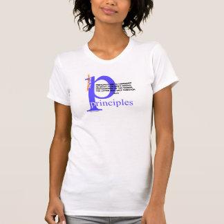 Leader Instinct - Principles... Leadership Rocks! Shirt