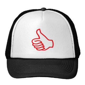 Leader  MOTIVATIONAL Tools :  THUMBSUP Cap