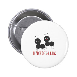 Leader of the Pack 6 Cm Round Badge